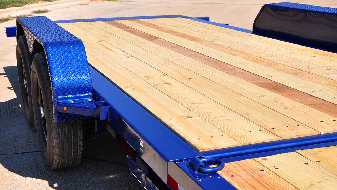 HDT Lumber Flooring