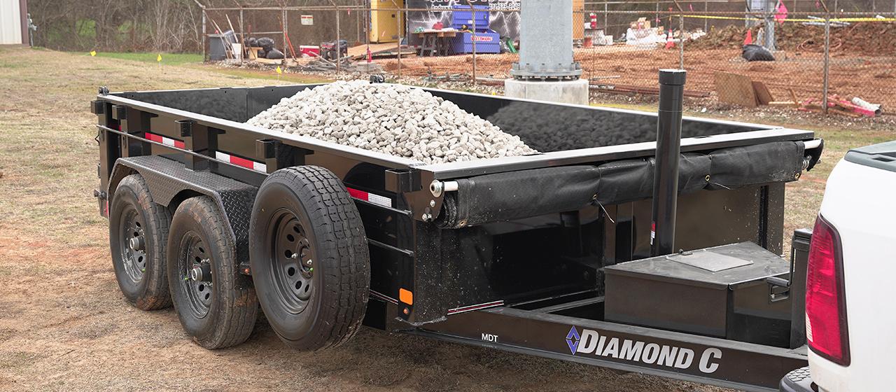 Dump Body Upgrade - 10 ga Body, Floor & Sides