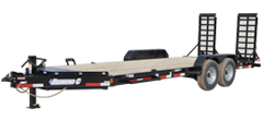 LPX | Low Profile Extreme Duty Equipment Trailer