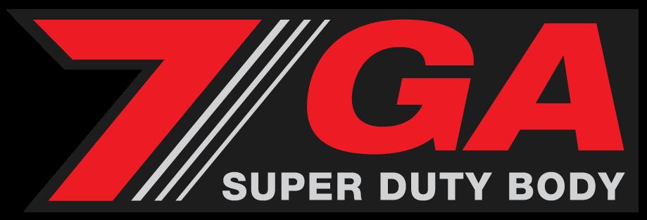 Super Duty Body Upgrade - 7 ga (3/16