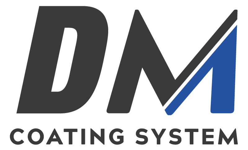 DM Difference Maker Coating System Logo