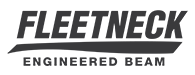 Fleetneck Engineered Beam Logo