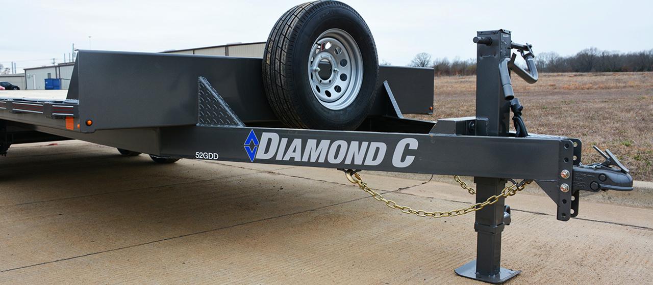 12,000 lb Drop-Leg Jack