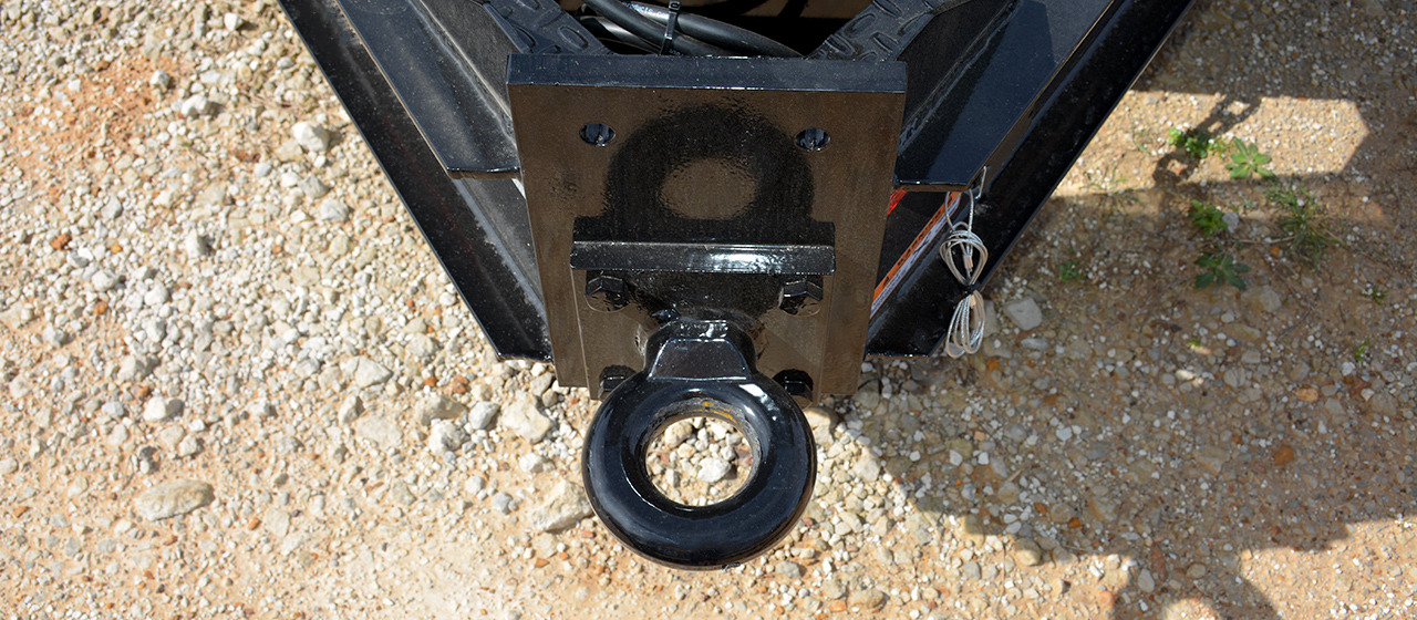 Flat-Mount Adjustable Pintle Ring