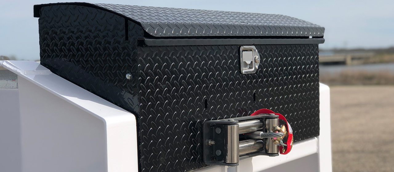 12K Warrior Winch Box Package