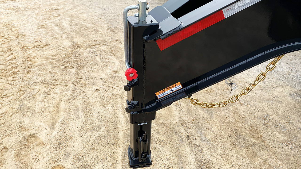 30,000 lb Bulldog Square Load Leveler