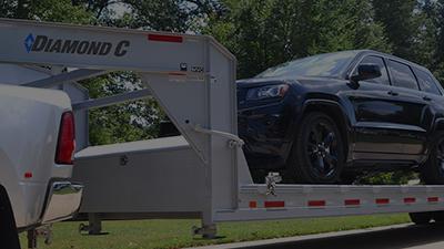 Car Hauler Storage Box