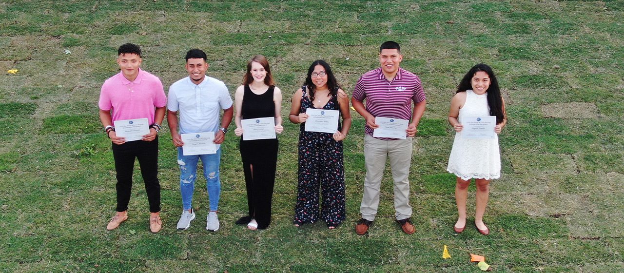 Do Work & Love Strong Scholarship Award Winners