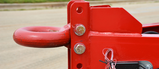 Pintle Hitch Ring