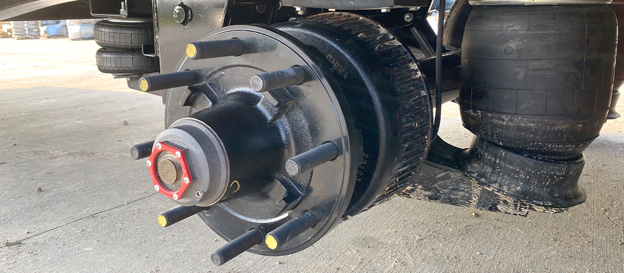Electric-Over-Hydraulic Drum Brakes