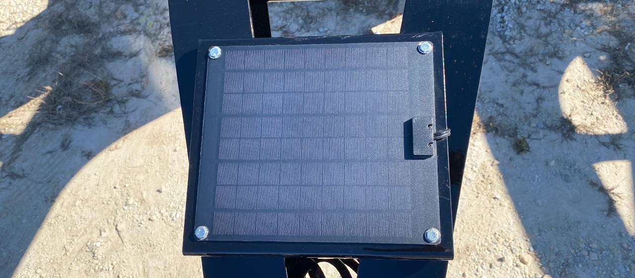 Solar Charging System, 7 watt