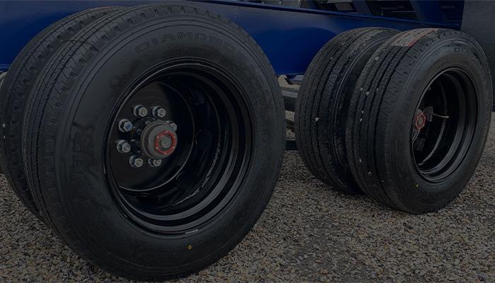 HD 215/75R17.5 Tire Upgrade
