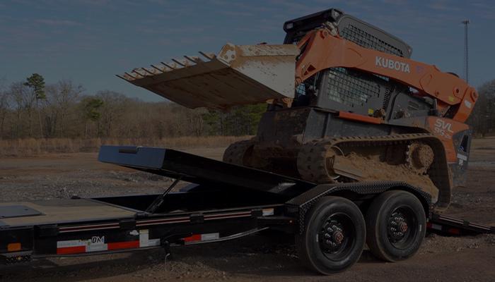 Tilt Trailer Hydraulic Dampening System