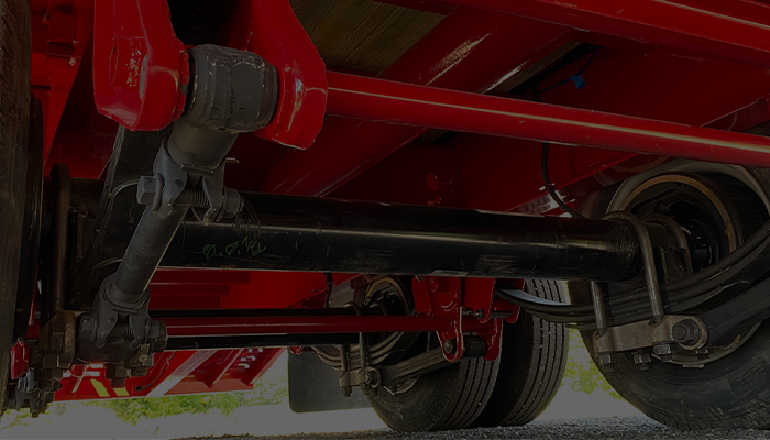Trailer Suspension Systems