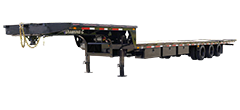 SDX312 | Triple - Dual Wheel Step Deck Trailer
