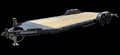 GTF | Wood Floor Car Hauler